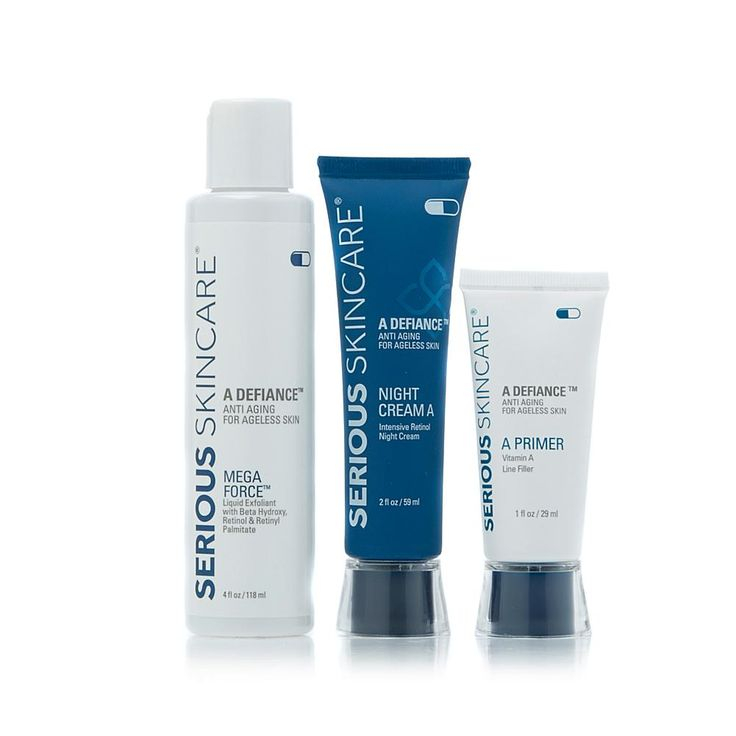 Serious Skincare by Jennifer Flavin-Stallone Serious Skincare A Perfect Finish Retinol Trio