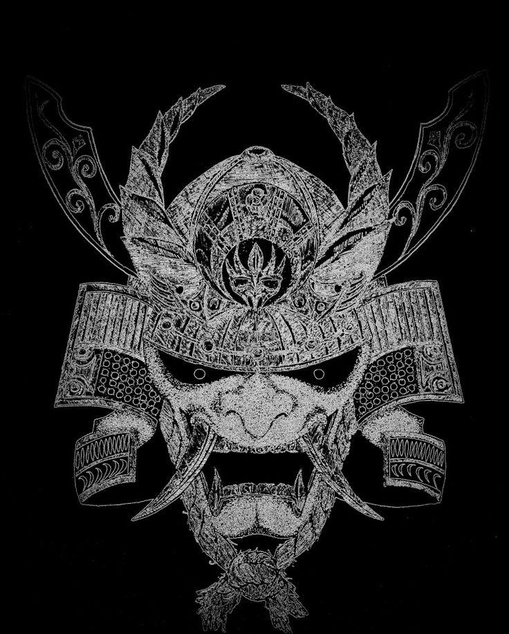 onimusha mask