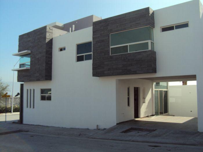 Hermosa Fachada Mexicana De Casa Moderna Fachada De Casas Mexicanas Fachada De Casa Casas Coloridas
