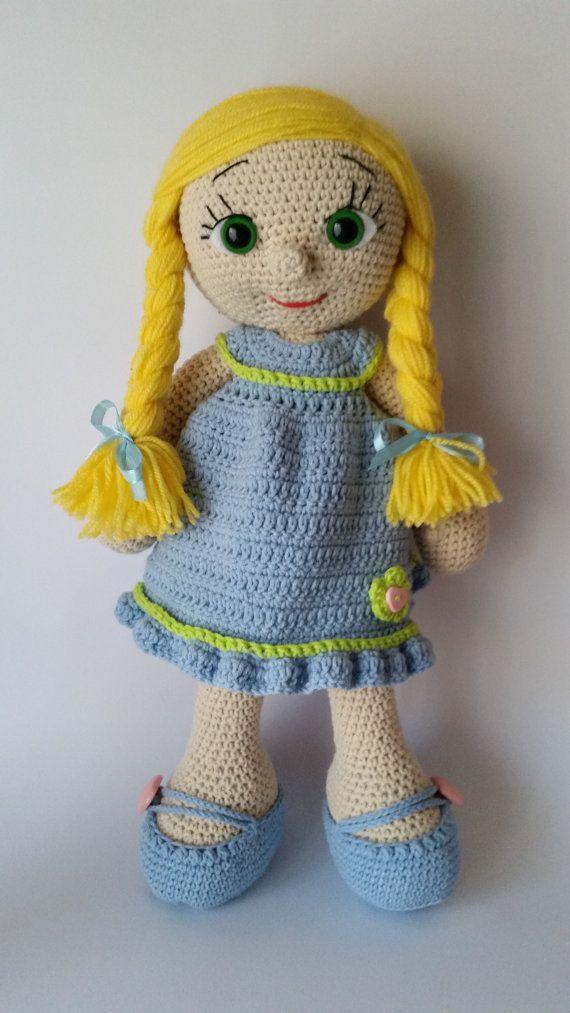 Crochet Amigurumi Doll Clothes : 17 Best images about Crochet Baby: Dolls & Doll Clothes on ...