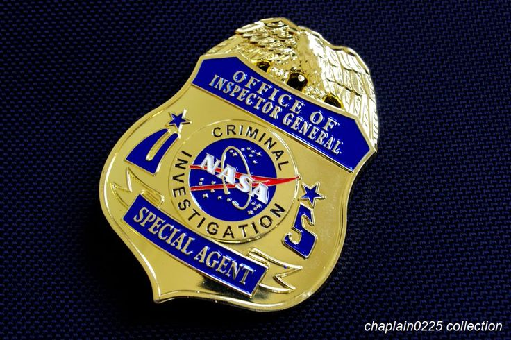 nasa oig special agent - photo #16