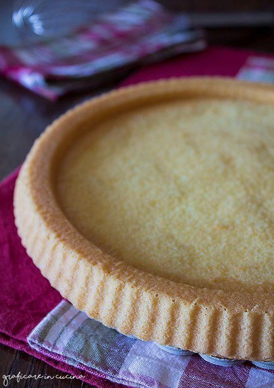 Base torta morbida (torta californiana) senza burro e latte