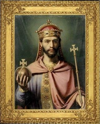 Louis the Pious I of France and of Germany - 814-833 - 834-840