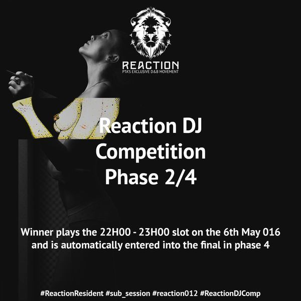 "Check out ""Reaction DJ Comp"" by Phé on Mixcloud"