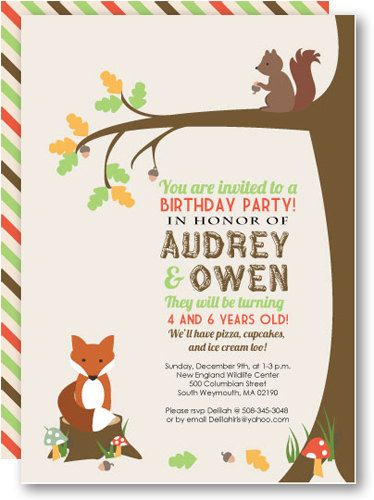 91 best diy kid party invitations images on pinterest | kid, Baby shower invitations
