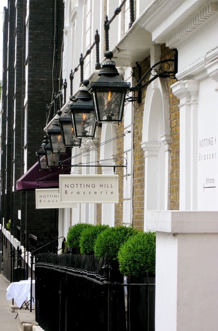 Notting Hill Brasserie l London