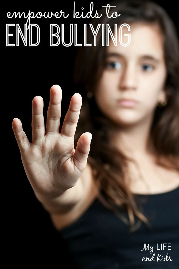 You can help empower kids to end bullying!  Don't miss this powerful message!