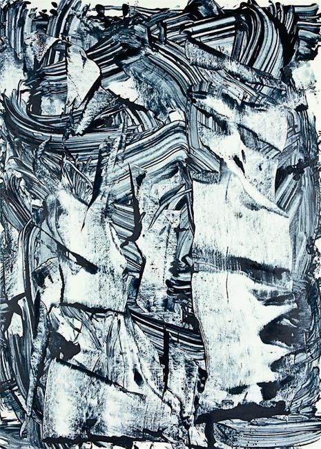 Judy Millar, Untitled