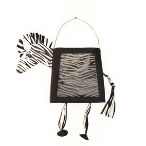 Zebra-Tier-Laternen-basteln-