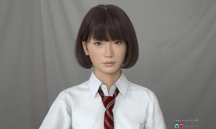 Ini Saya, Gadis Cantik Hasil Animasi 3D dari Jepang - http://www.rancahpost.co.id/20151042360/ini-saya-gadis-cantik-hasil-animasi-3d-dari-jepang/