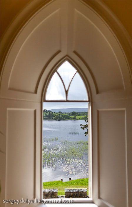 Красивые интерьеры ирландского замка