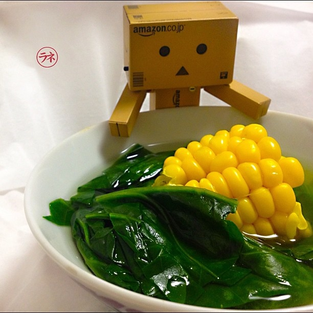 """Indonesian style vegetable clear soup aka """"sayur bening."""" For one of those days when you just dont feel like having spicy food"""