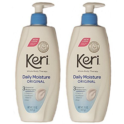 Keri Keri Original Daily Dry Skin Therapy Lotion 15 oz Pack of 2 -- You can get additional details at the image link.