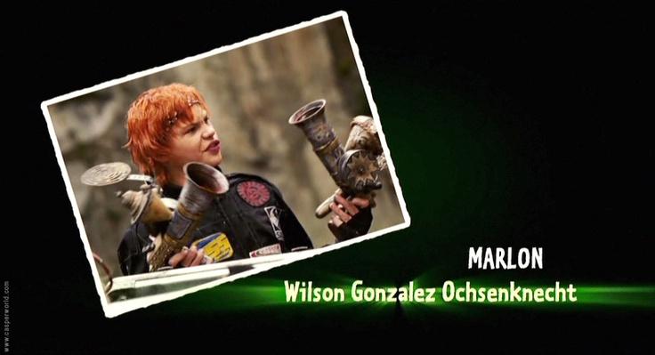 Marlon (Wilson Gonzalez Ochsenknecht)