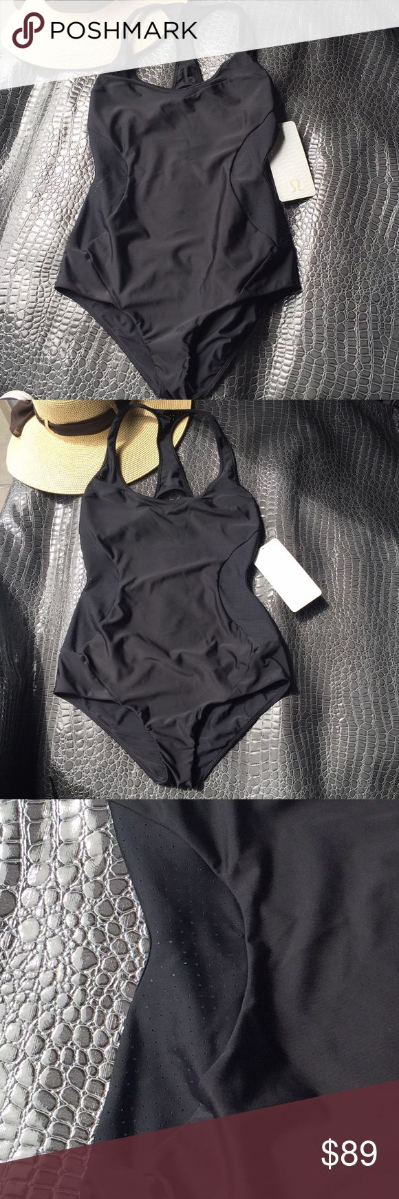 NWT Lululemon GORGEOUS Tidal Flow Racerback suit! Price is firm, no offers but feel free to Bundle & save !                                                                  ALL CLOTHING is either NWT, RETAIL or PRE-LOVED that has been worn a few times &  cleaned properly.💕  💰Too expensive , gonna break da bank ? Then add me to a 🛍 b u n d l e      🚫 🙅🏻 N O T R A D E S 🙅🏻 🚫 lululemon athletica Swim One Pieces