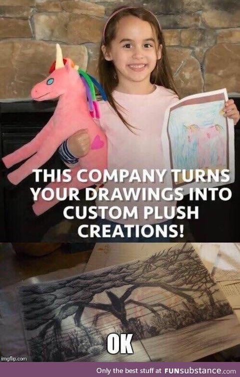 Turn that shadow monster into a pillow monster!