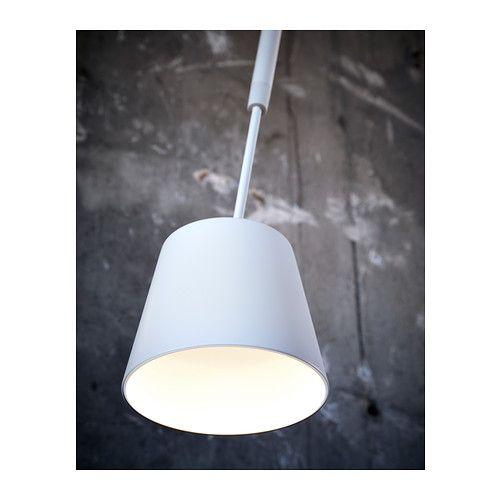 TISDAG Závěsná lampa LED  - IKEA