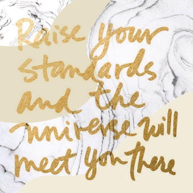 It's a new week - here's your reminder to never settle. (via @mindbodygreen)