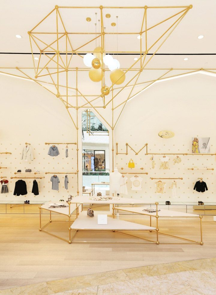 UM Junior Top Kid's Wear Multibrand Store by AS Design at Sands Cotai Central, Macau – China » Retail Design Blog: