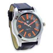 Black dial Sporty watch Rs. 1399