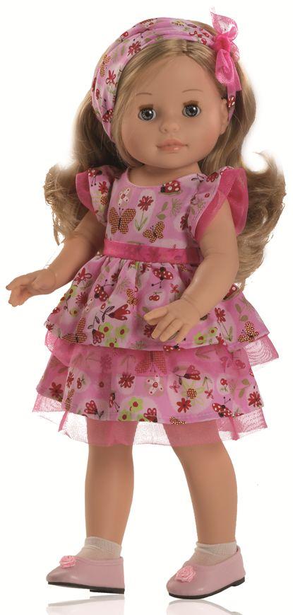 Panenky Paola Reina | Realistická panenka Emma od f. Paola Reina ze Španělska | Realistické panenky a miminka jako živá ze Španělska a dřevěné hračky