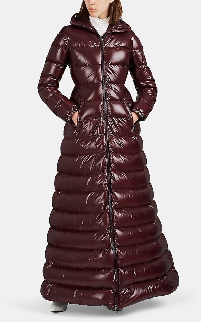 1 MONCLER PIERPAOLO PICCIOLI Agnese Down Quilted Puffer