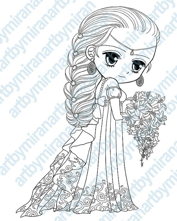 pretty lady coloring pages - photo#36
