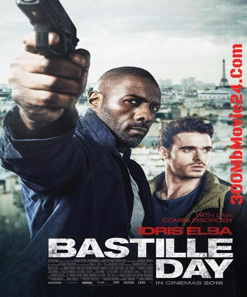 bastille day full cast