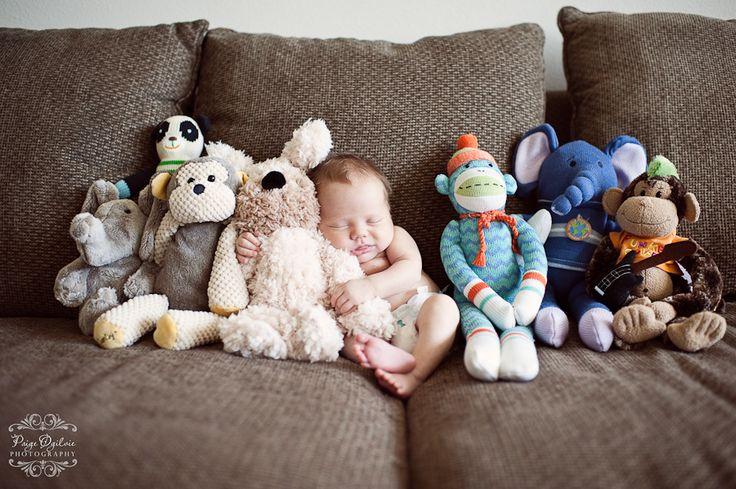 My bff's photo- baby & friends