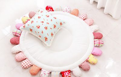 Alfombra para bebé | Solountip.com