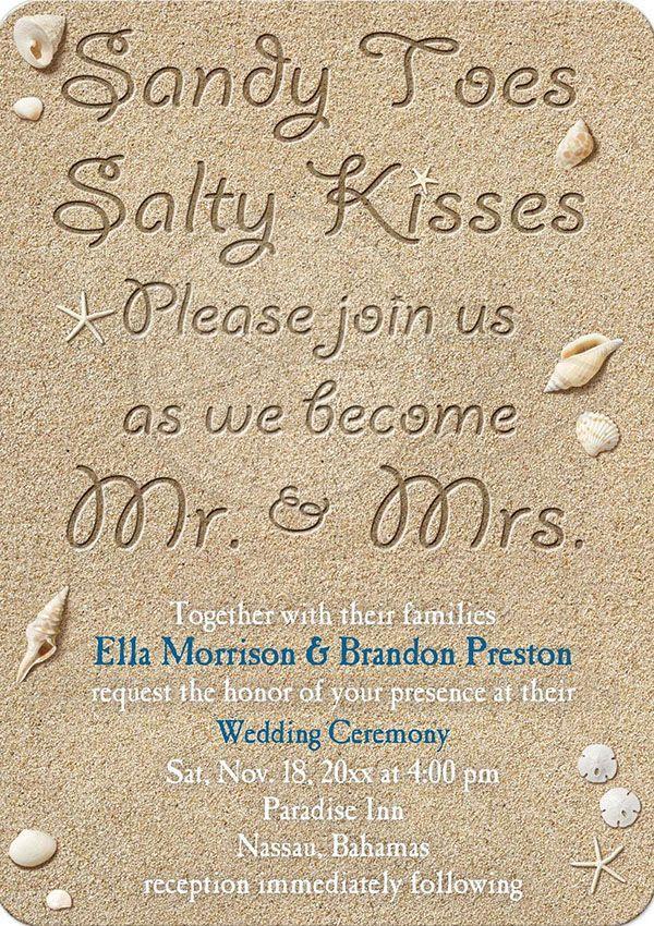 Best 25 Beach weddings ideas on Pinterest Beach wedding signs
