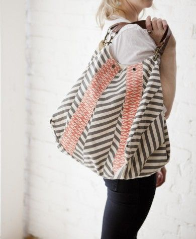 awesome ikat tote