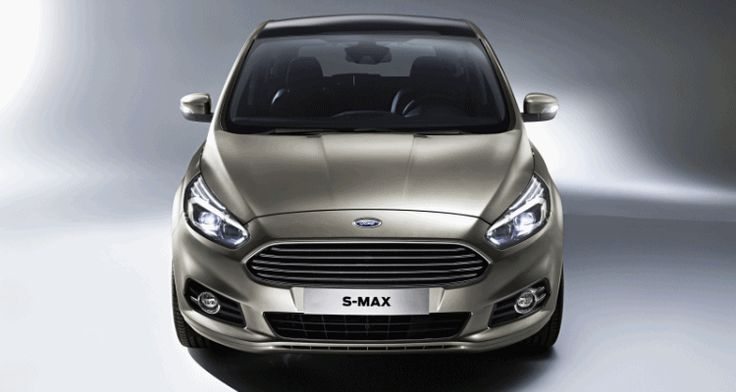 2015 Ford S-Max SportVan Adds LED Lighting and Next-Gen SYNC in Comprehensive Redesign