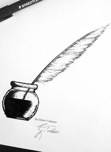 Writing history Design by Gideon Trebbien
