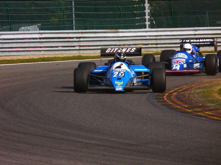 Ligier JS21 F1 1983