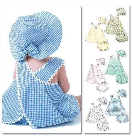 Hola a todos. Hoy en Telas Divinas vamos a hacer un vestido de niña muy mono y muy sencillo. ¡Cómo nos gusta hacerle vestidos a nuestra princesa! Pues ya veréis este qué sencillito es… También le podemos hacer una braguita a juego, y un sombrero. Podríamos hacerlo reversible, con dos telas bonitas diferentes, una por...
