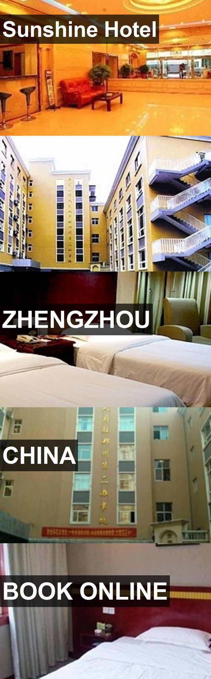Hotel Sunshine Hotel in Zhengzhou, China. For more information, photos, reviews and best prices please follow the link. #China #Zhengzhou #SunshineHotel #hotel #travel #vacation