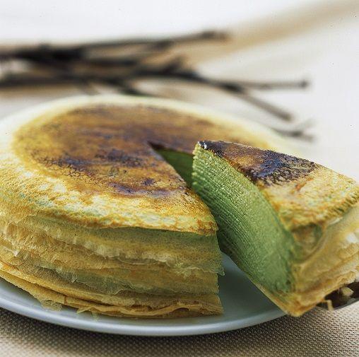 手焼きミルクレープとスイーツ&カフェ「ペーパームーン京都」