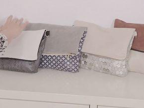 Tutoriel DIY: Comment faire un sac réversible