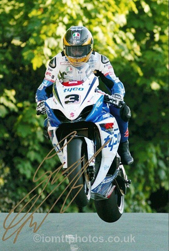 Guy Martin TT