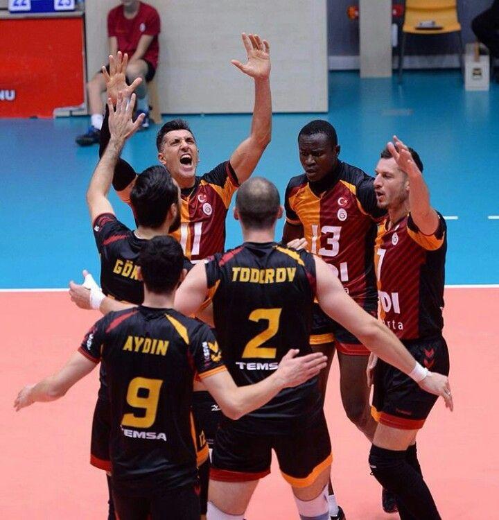 Tebrikler! #Galatasaray #Voleybol #EfelerLigi