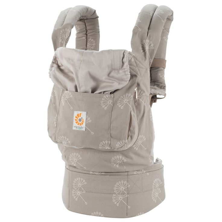 WORLDWIDE FREE SHIPPING ErgoBaby CARRIER - Organic Baby Carrier Dandelion  Priced at $99.99