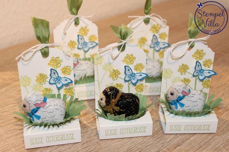 Stampin'Up! Mum´s Love, Papillon Potpourri, Ei,ei,ei, Ostern, For Peeps´Sake, Easter