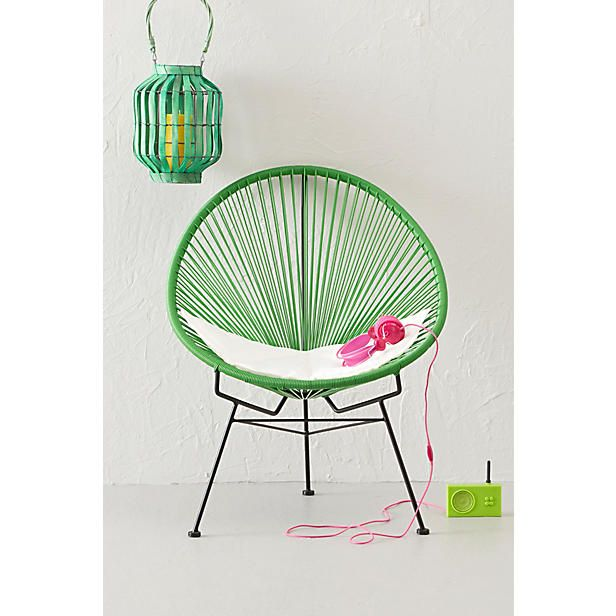 Garden chair Firenze. Garden chair, but also great in your home or bedroom!