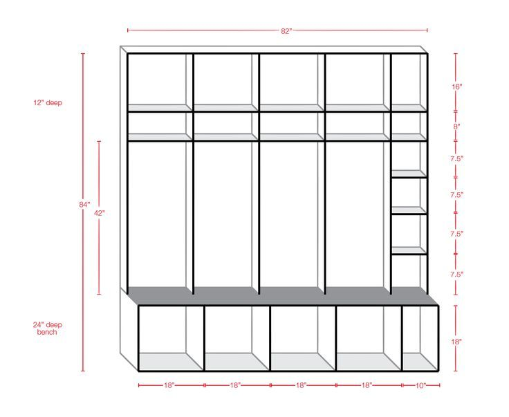 Plans For My Mudroom Lockers Mudroom Lockers Mudroom Bench Plans Diy Mudroom Bench