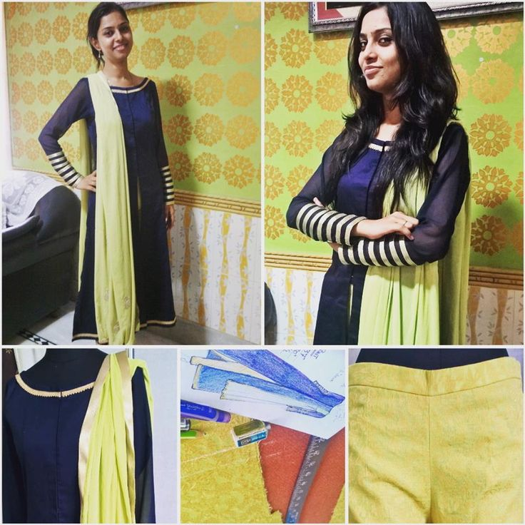 RENVOYER CUSTOM our another lovely client friend looking elegant in RENVOYER MIDNIGHT BLUE JACKET STYLE KURTA WITH GOLD LINE SLEEVES LEMON LIME BROCADE TROUSER & MATCHING DUPATTA. #renvoyerwomen #renvoyerCustom #renvoyerHappyClients #clientdairies💖 #eidAttire #traditional #jacket #brocade #dupatta #lemon #lime #indianDesigner #indianBrand #RENVOYER #womensWear #renvoyerLove #ootd #festiveLook #traditionalSwag #instaFashion