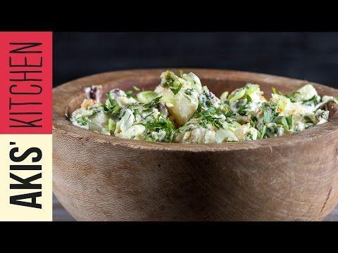 Potato salad    Akis Petretzikis