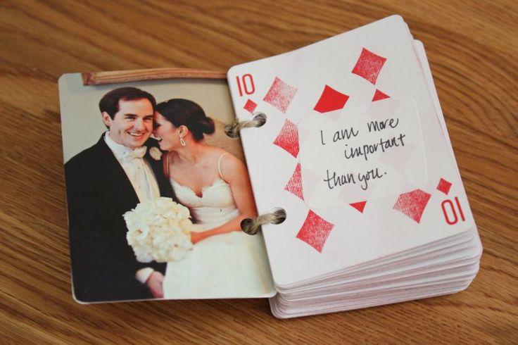 Liebeserklärung DIY Geschenkideen Spielkarten