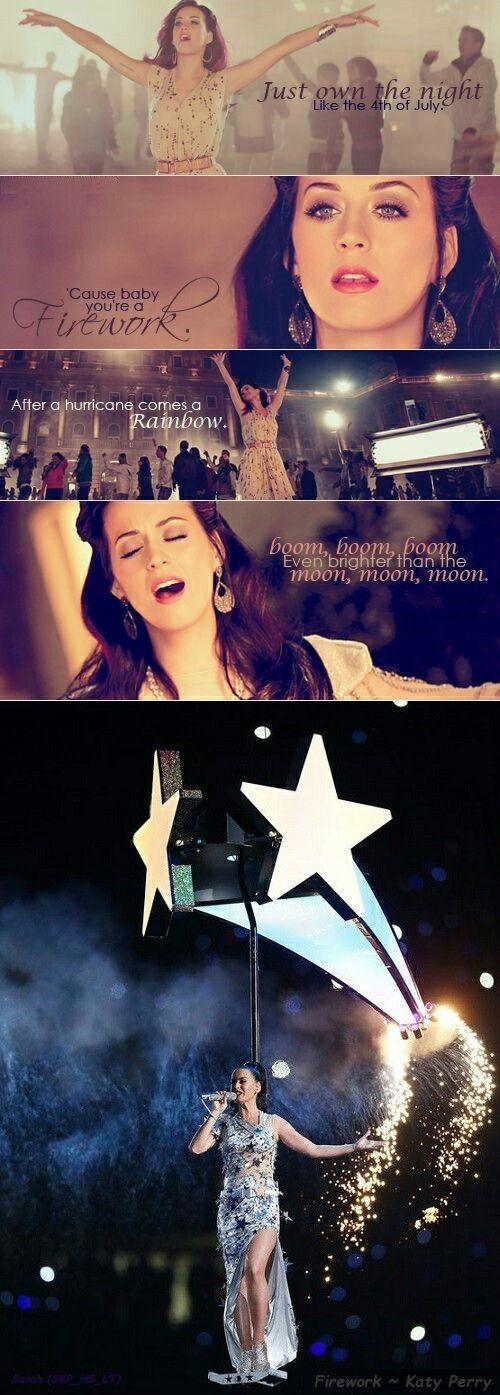 Katy Perry ~ Firework