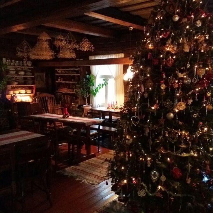 Christmas at Vanha Kilkkilä.